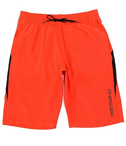 Redsand Splice Stretch 22#double; Outseam Volley Shorts