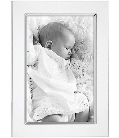 Reed & Barton Classic Silverplate Smooth Picture Frame