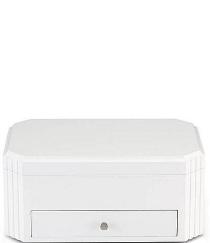 Reed & Barton Lea White Jewelry Box