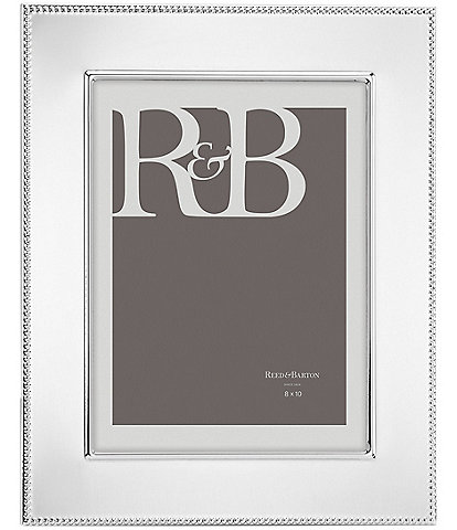 Reed & Barton Lyndon Silver Picture Frame
