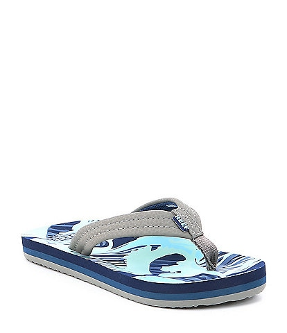 Reef Boys' Kids Ahi Flip Flop