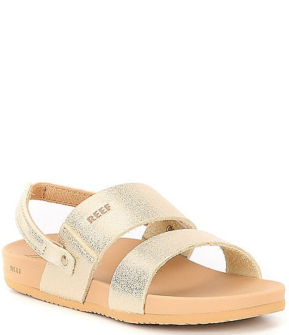 Reef Girls' Little Cushion Bounce Vista Sandals (Infant)
