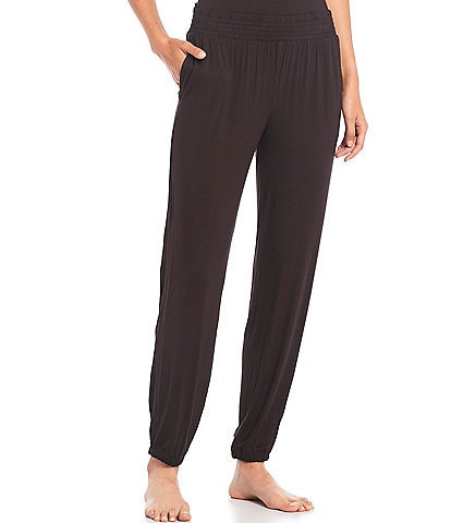 Refinery29 Solid French Terry Jogger Sleep Pants