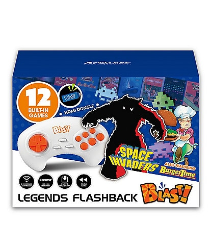 Retro Games Legends Flashback Blast