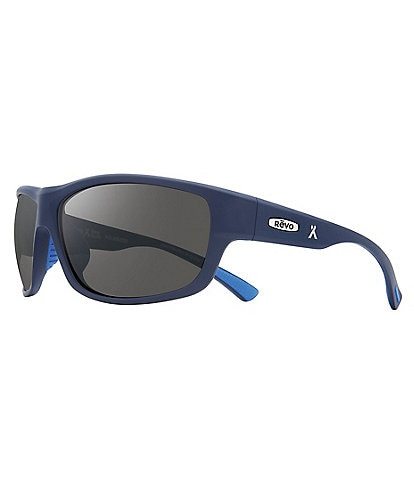 Revo Caper Wrap Polarized 63mm Sunglasses