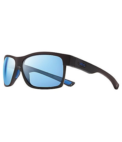 Revo Espen Rectangular Polarized 59mm Sunglasses