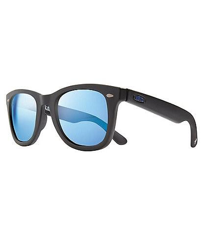 Revo Forge Square Polarized 50mm Sunglasses