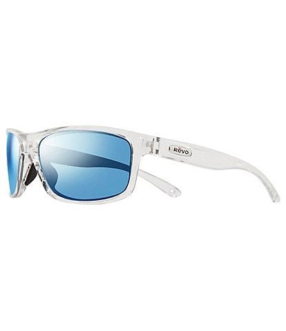 Revo Harness Square Polarized 61mm Sunglasses