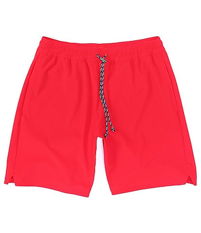 RHONE Eco Lounge Performance Stretch 8#double; Inseam Recycled Materials Shorts