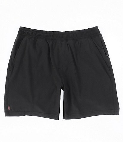 RHONE Mako Short Performance 7#double; Inseam Shorts