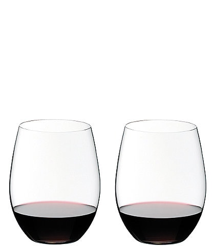 Riedel O Wine Tumbler Cabernet / Merlot Glasses, Set of 2