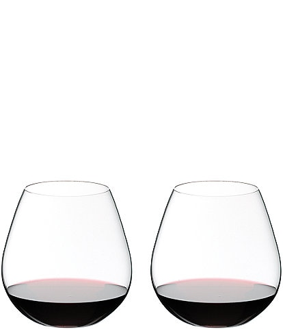 Riedel O Wine Tumbler Pinot / Nebbiolo Glasses, Set of 2
