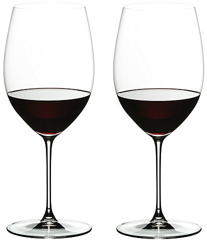 Riedel Veritas Merlot / Cabernet Glass, Set of 2