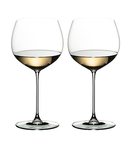 Riedel Veritas Oaked Chardonnay Glasses, Set of 2