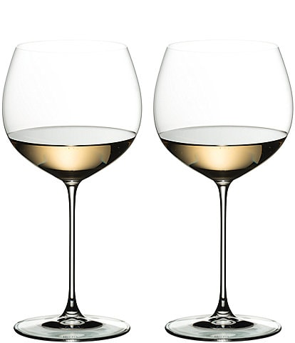 Riedel Veritas Oaked Chardonnay Glasses, Set of 2