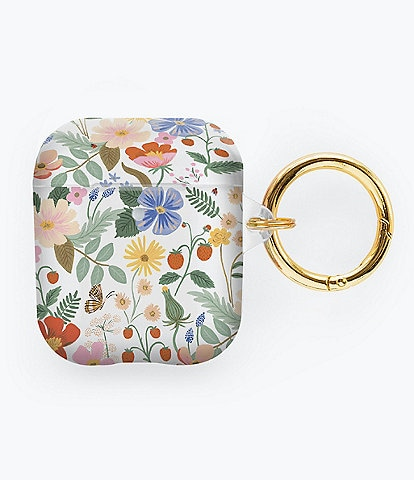 Rifle Paper Co. Clear Garden Party AirPod Case