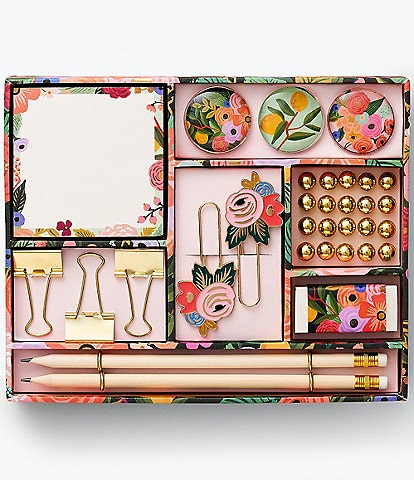 Rifle Paper Co. Garden Party Office Tackle Box