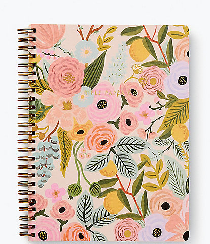 Rifle Paper Co. Garden Party Spiral Notebook