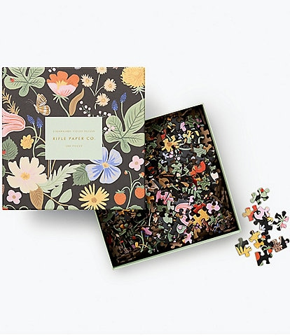 Rifle Paper Co. Strawberry Fields Jigsaw Puzzle