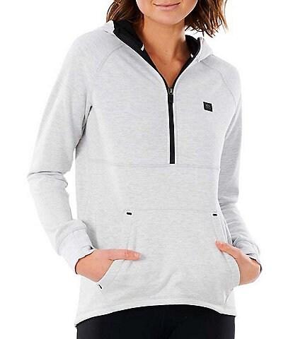 Rip Curl Anti Series Flux 1/4-Zip PolarFleece Jacket