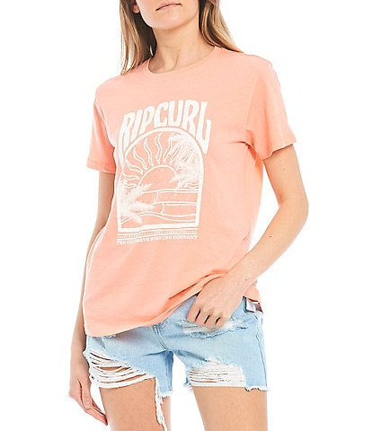 Rip Curl North Shore Short-Sleeve Graphic Tee