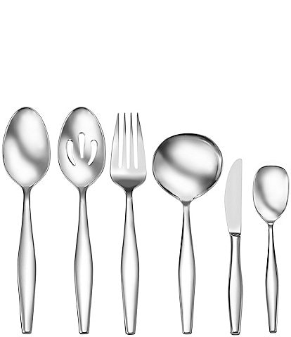 Robinson Bethel 6-Piece Stainless Steel Serving Set