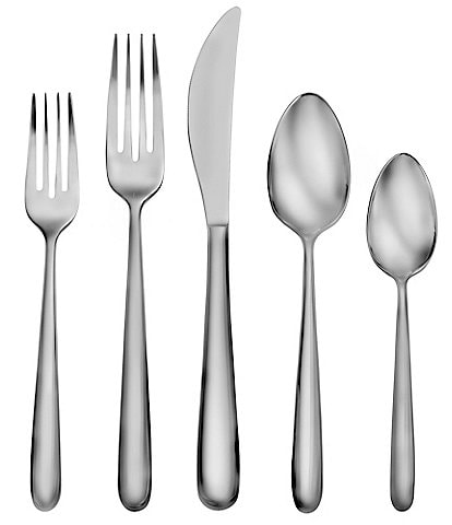 Robinson Satin Valley Falls 20-Piece Stainless Steel Flatware Set