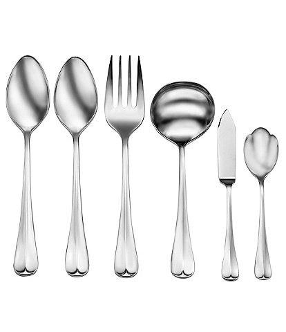 Robinson Trescott 6-Piece Stainless Steel Serving Set