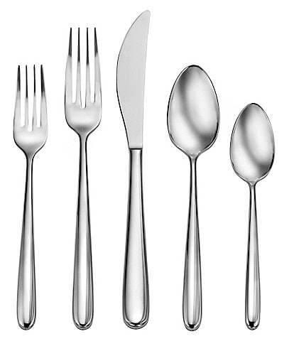 Robinson Valley Falls 5-Piece Stainless Steel Flatware Set