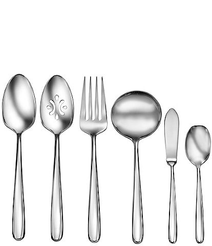 Robinson Valley Falls 6-Piece Stainless Steel Serving Set