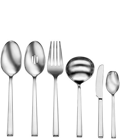 Robinson Wynn 6-Piece Stainless Steel Serving Set