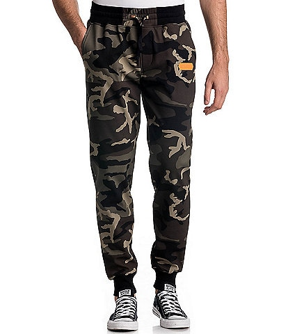 Rock Revival Camo Sweat Jogger Pants