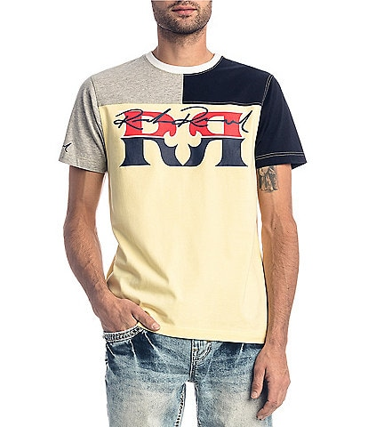 Rock Revival Colorblock Short-Sleeve T-Shirt