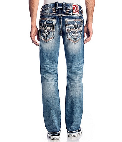 Rock Revival Tendril Straight Fit Jeans