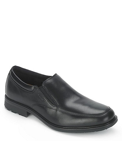 Rockport Men's Esntial Detail Waterproof Leather Slip On