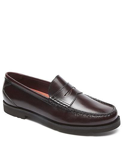 Rockport Men's Modern Prep Leather Penny Loafer