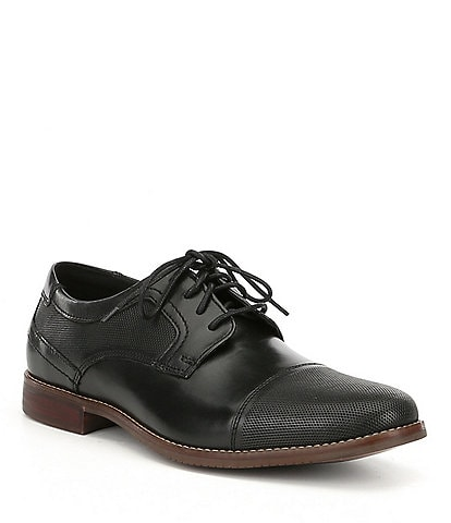 Rockport Men's Style Purpose Cap Toe Blucher Oxfords