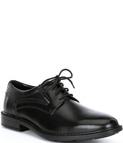 Rockport Men's Tanner Plain Toe Lace-Up Oxfords