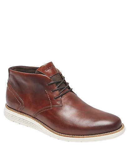 Rockport Tmsd Leather Chukka