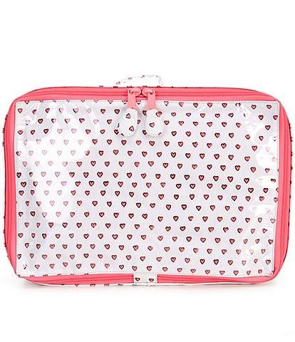 Roller Rabbit Hearts Mini Suitcase