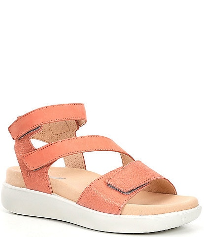 Romika Borneo 07 Gladiator Leather Sandals