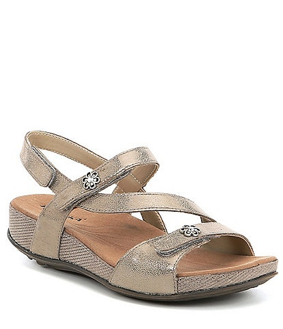 Romika Fidschi 54 Leather Strappy Sandals