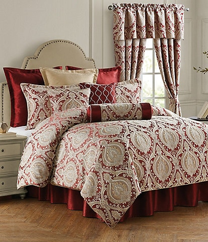 Rose Tree Norwich Damask Comforter Set