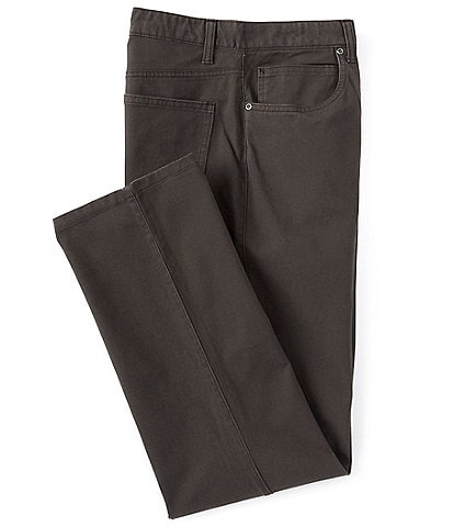 Roundtree & Yorke 5 Pocket Classic Fit Twill Pants