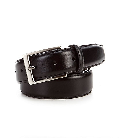 Roundtree & Yorke Amigo Smooth Leather Belt
