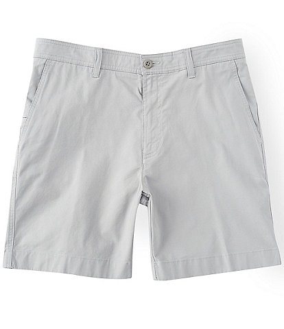 Roundtree & Yorke Big & Tall 7#double; and 9#double; Inseams Flat Front with Tech Pocket Shorts