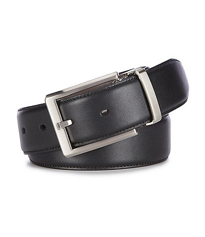 Roundtree & Yorke Big & Tall Stretch Reversible Belt