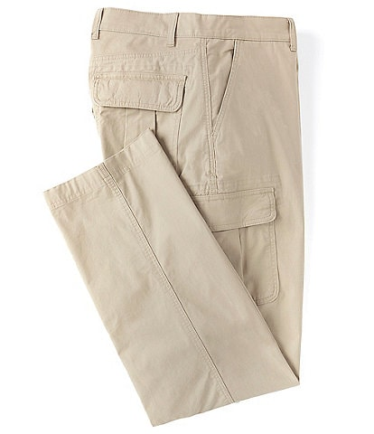 Roundtree & Yorke Cargo Solid Pants