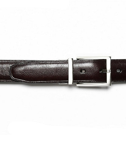 Roundtree & Yorke Castagna Reversible Leather Belt