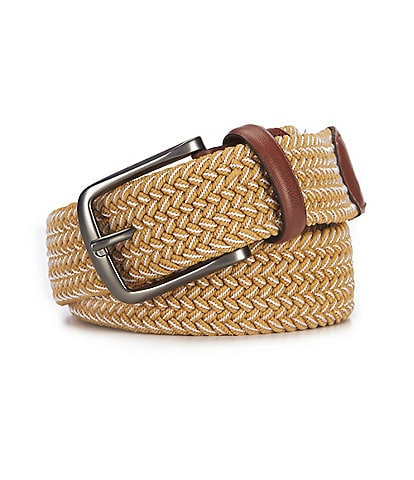 Roundtree & Yorke New Stretch Webbing Belt